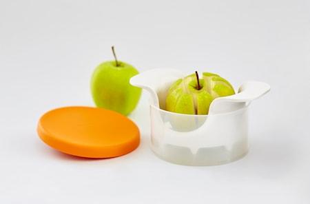 Functional Form Äppeldelare med behållare