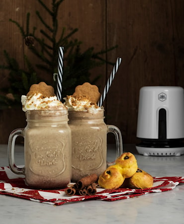 Blender Twister Fusion Smoothieflaska & Glasmuggar