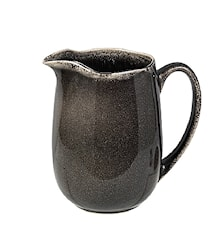 Stor Melke- og fløtekanne, Nordic Coal 100 cl