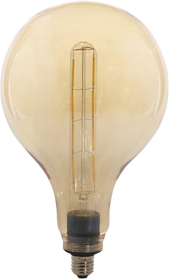 Elegance LED Drop Smooth 180mm Gold