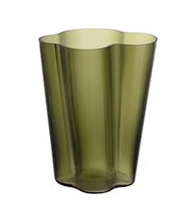 Aalto Vase Mosgrøn 27 cm