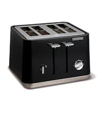 Aspect Toaster 4 Slices Black