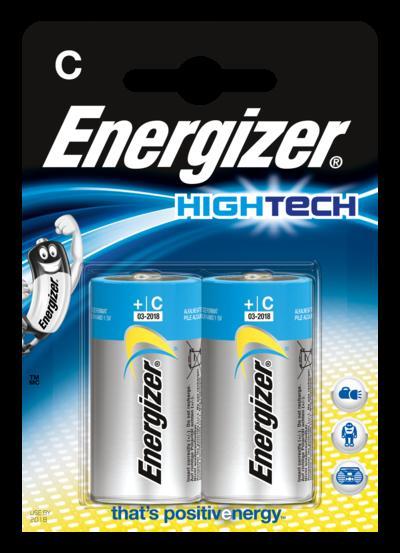 Batteri Energizer HighTech LR1 4/C 15 V 2 st