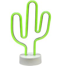 Kaktus LED Batteri 28cm