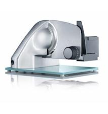 Vivo Twin, Skæremaskine med Glasbund, Tandet + Glat Klinge