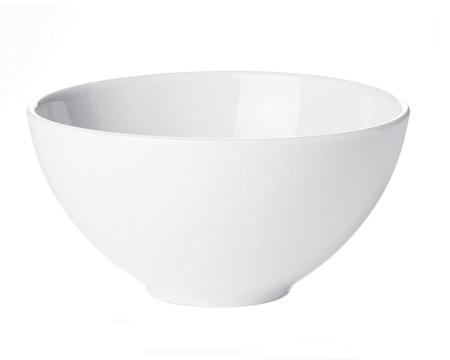 Cecil salladsskål hög vit 5,8 L, 30 cm