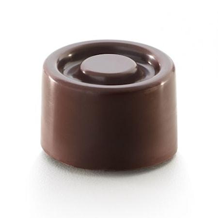 Sjokoladeform sylinder