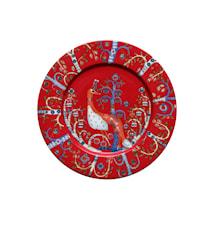 Taika Tallerken 22 cm rød