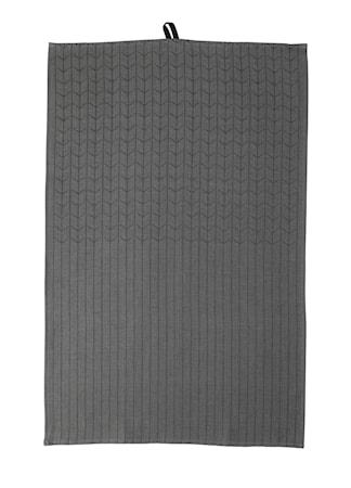 Swedish Grace kökshandduk 47x70 cm sten