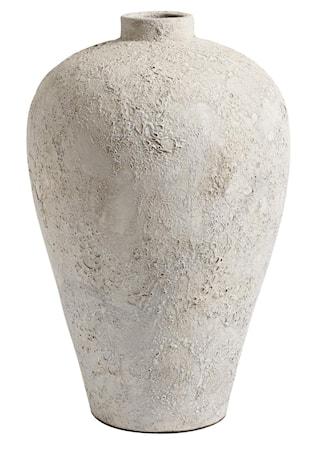 Luna Krukke Grå Terracotta 60x35 cm