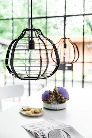 Lab Lampa XL Matt Grå