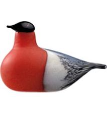 Birds by Toikka punatulkku 15x8 cm