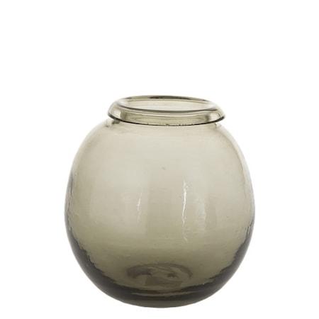 Vase Glass 14 x 15 cm