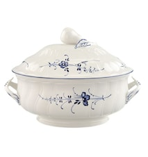 Old Luxembourg Ovalt soup tureen 2,70l