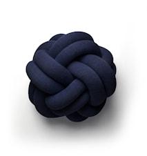 Knot Pute Marineblå