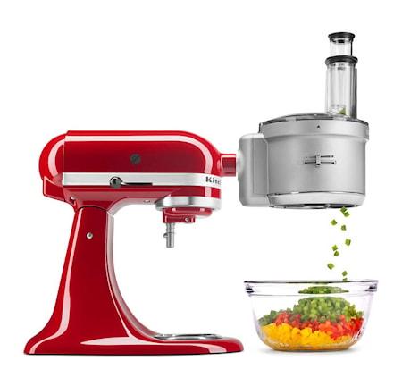 Foodprocessor til køkkenmaskine hvid