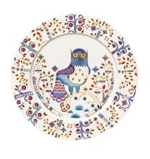 Assiette Taika 30 cm blanc