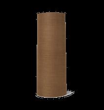 Hebe Lampskärm Lång Curry 30x80 cm