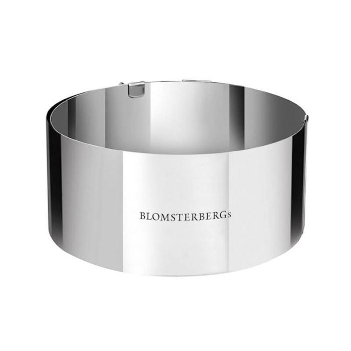 Kakring Justerbar Diameter Rostfritt stål
