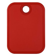 Skärbräda architec 14x19 cm, röd
