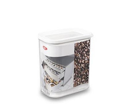 Modula Förvaringsbox 1,5 liter klar