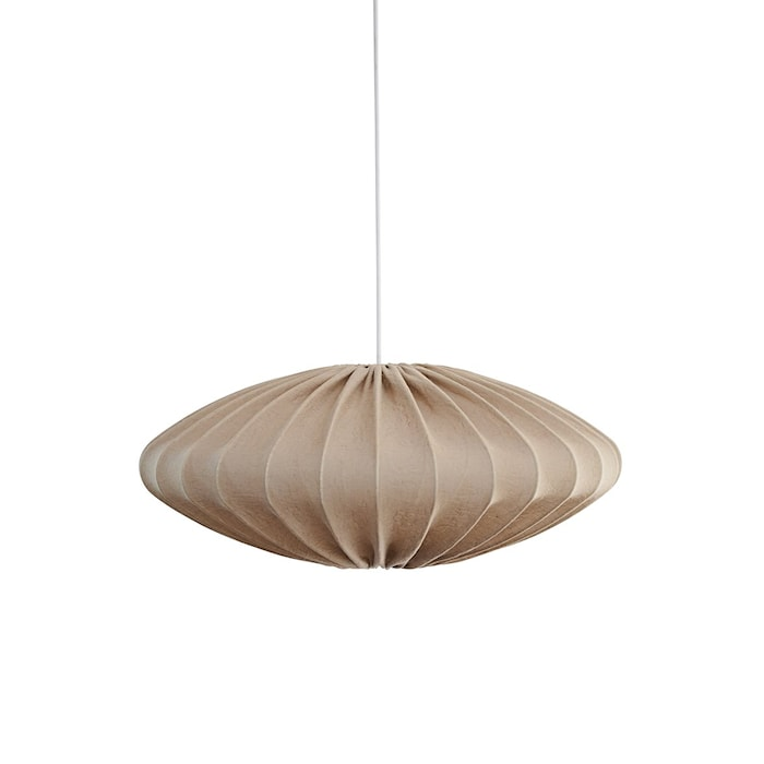 Ellipse Taklampa Natural 65 cm