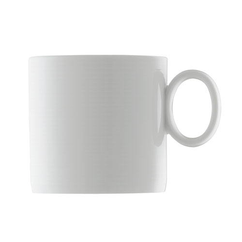 Loft Vit Kaffekopp