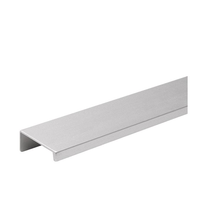 Handtag Slim 4025 Aluminium - 4 cm