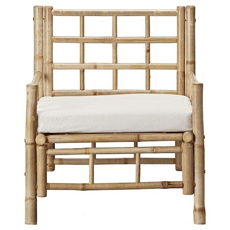 Mandisa Fåtölj Bambu