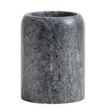 Tandbortmugg Svart/Grå Marmor