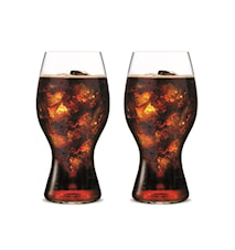 Coca Cola Glas 2-pack