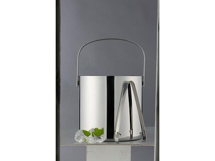 Isbøtte 1,4 liter stål
