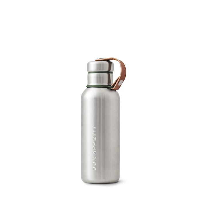 Isolerande Vattenflaska 50 cl Rostfritt stål Olivgrön