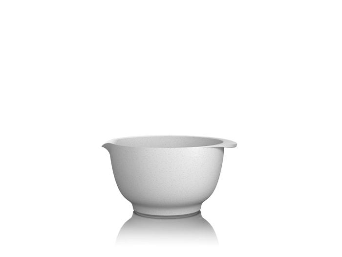 Margretheskål Pebble Hvit 0,75 L