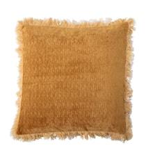 Kudde Gul Polyester 45x45 cm