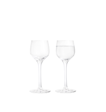 Premium Snapsglass 5.0 cl clear 2 stk.