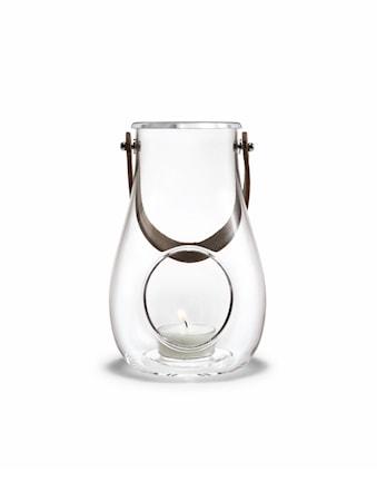DWL Lanterne, klar, H 16 cm