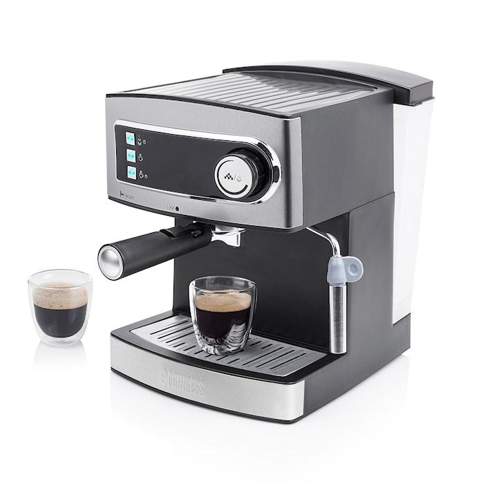 Espressomaskin Manuell Rustfri