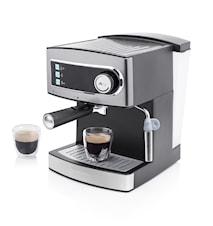 Espressomaskin Manuell Rostfri