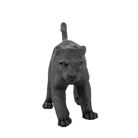 Dekorasjon Leopard 9 cm