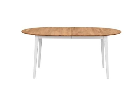Filippa Matbord Ovalt Ek/Vit 170 cm