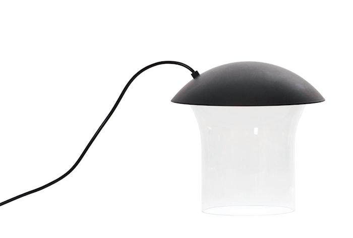 Bordslampa Leiju S Grafitgrå