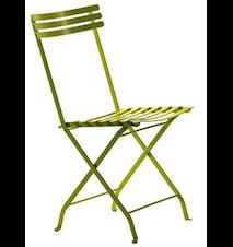 Flower folding stol - Olivengrønn