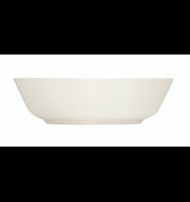 Teema Tiimi lautanen syvä 9 cm valkoinen