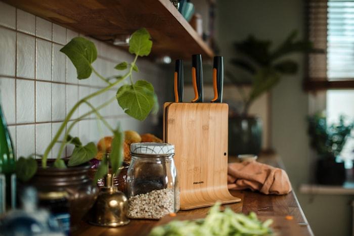 FF Veitsiteline Bambua 3 veitsellä