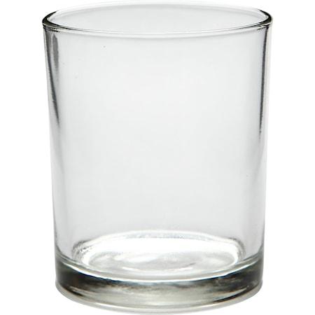 Ljusglas 7 cm