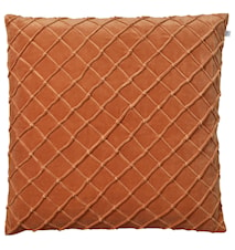 Deva Pillowcase Velvet Orange 50x50cm