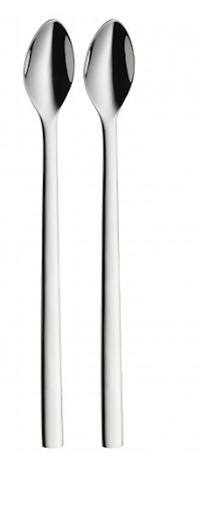 Nuova glasske blank stål 22 cm 2-pack