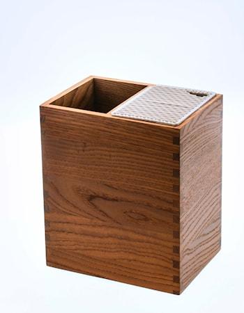 MISTERY BOX Knivblock och hållare i termolåda