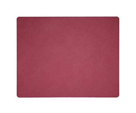 Square L Bordstablett Nupo Rosa 35x45 cm